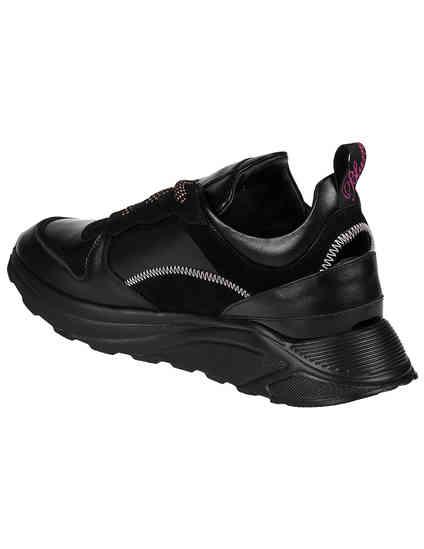 черные женские Кроссовки Blumarine 8451B 9299 грн