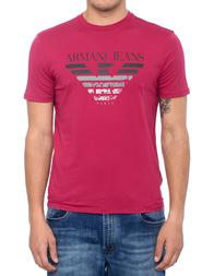 Мужская футболка ARMANI JEANS 3Y6T35-6JPFZ-1477