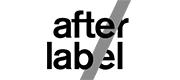 after label