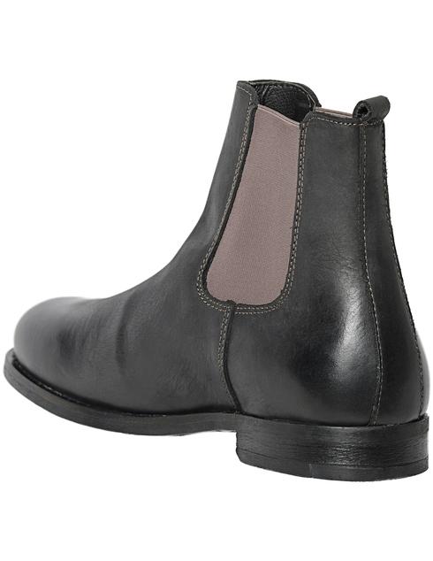 мужские черные Ботинки Trussardi 77A001169Y099999-K299 - фото-2
