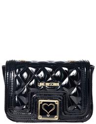 Женская сумка Love Moschino 4019_black