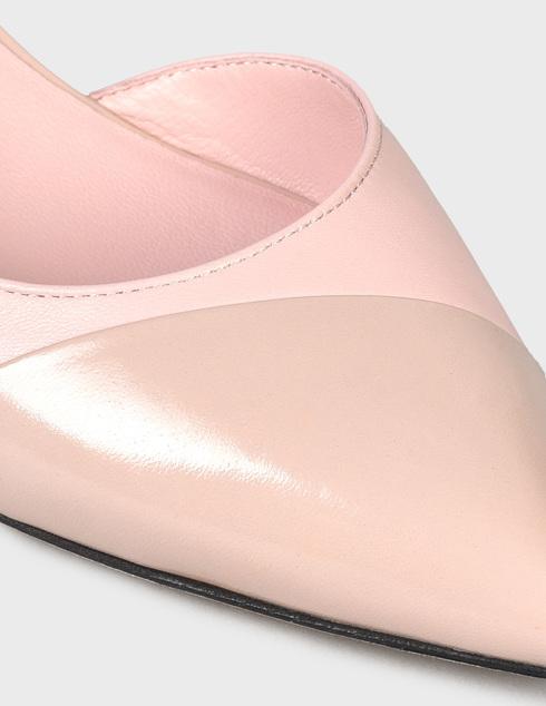 женские розовые Босоножки Loriblu 1EROB04500 - фото-6