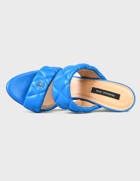 синие женские Шлепанцы Patrizia Pepe AGR-2VA174/A8X2-C859 4336 грн