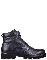 Мужские ботинки Giampiero Nicola 34623_black