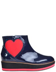 Женские ботинки LOVE MOSCHINO 21155_blue