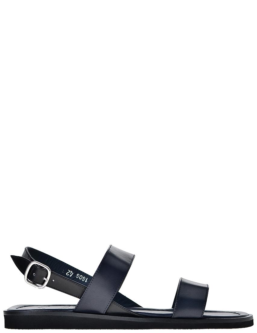 Мужские сандалии DOUCALS 1606_black