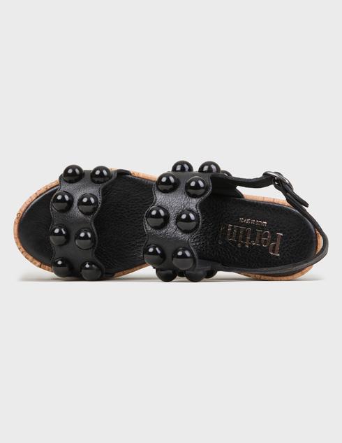черные женские Босоножки Pertini 201W16693D1 3957 грн