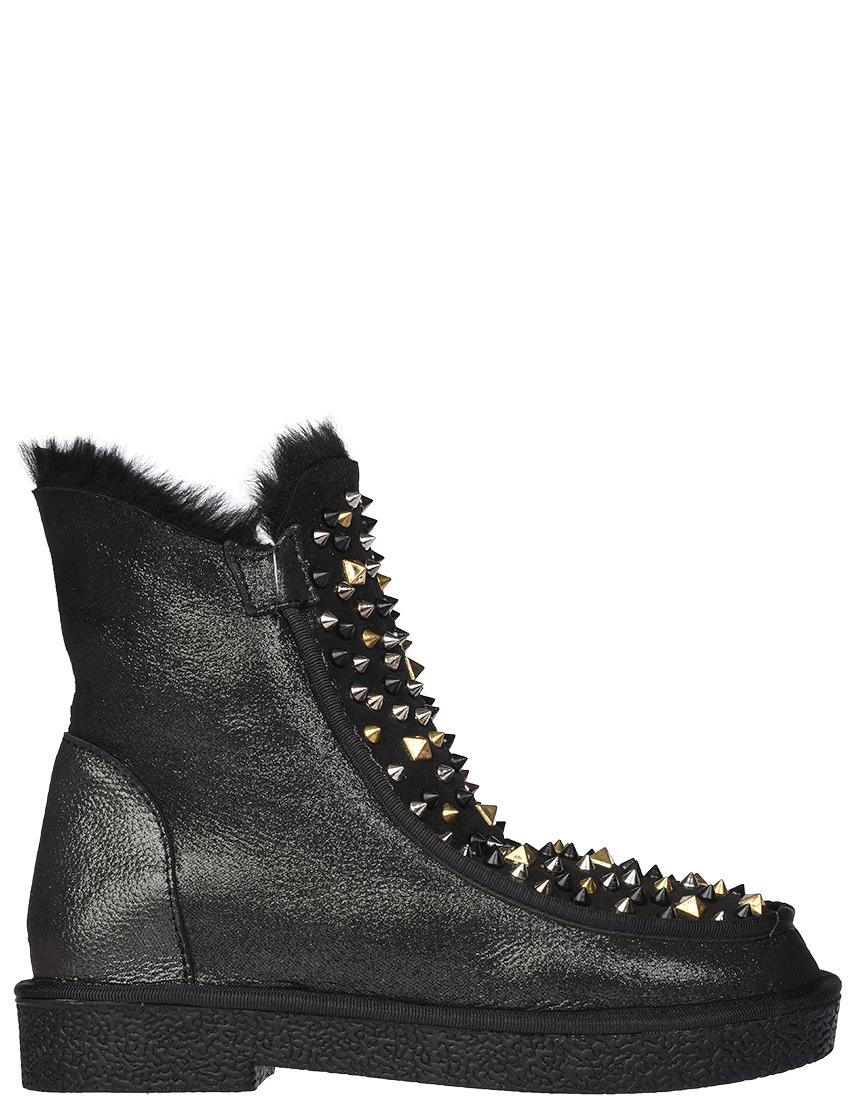 Женские ботинки Roberto Serpentini AGR-RS07119NER_black