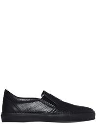 Мужские слипоны Roberto Cavalli 2065_black