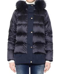 Женская куртка GEOSPIRIT GDASTJONESBMATFUR_blue