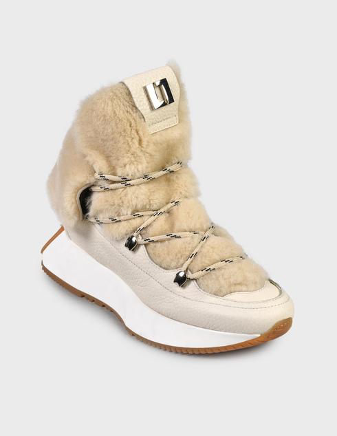 бежевые Ботинки Loriblu AGR-2I54620100-LATTE