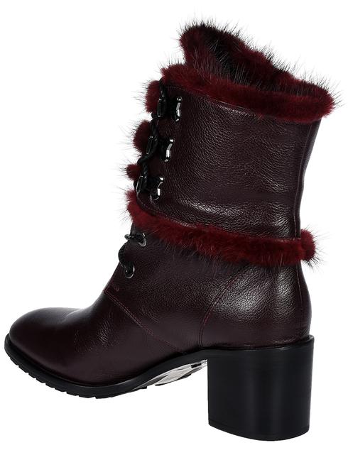 бордовые женские Ботинки Gianmarco Lorenzi GML013038-488 5134 грн