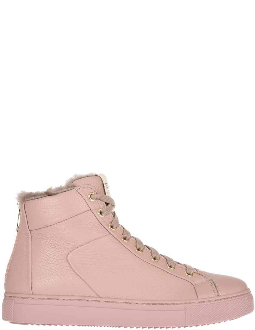 Женские кеды Stokton 679-roza_pink