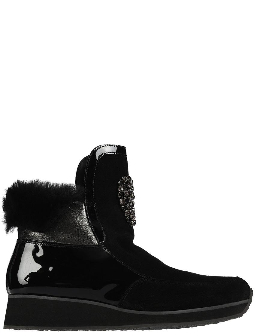 Женские ботинки Marzetti 74415-black