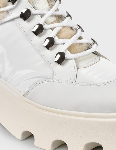 женские белые Ботинки Loriblu 2IMTM17900 - фото-6