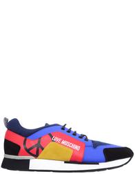 Мужские кроссовки Love Moschino 75063/9101_multi
