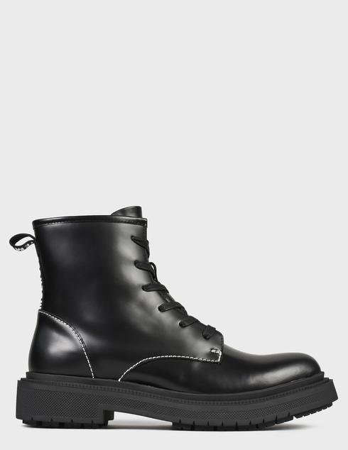 мужские черные Ботинки Bikkembergs B4BKM0007-ZIBI - фото-2