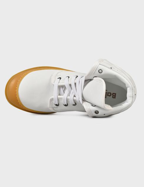 белые Ботинки Baldinini D2BS28NAPI9002 размер - 36; 37.5; 38; 39; 39.5