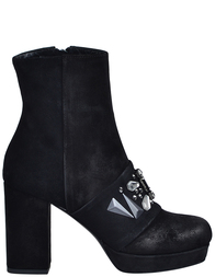 Женские ботинки LORENZO MARI 4009_black