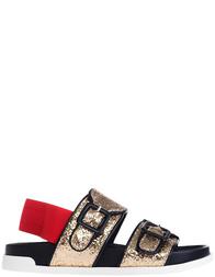 Женские сандалии Jeannot 263_gold