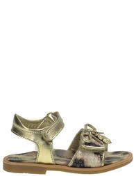Детские сандалии для девочек ROBERTO CAVALLI I41687X_leo