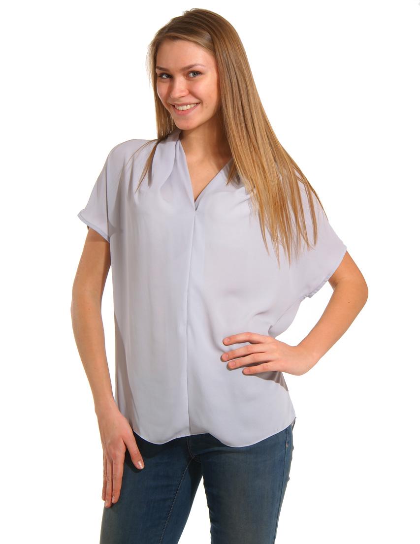Купить Блуза, GUESS BY MARCIANO, Серый, 100%Полиэстер, Весна-Лето