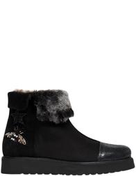 Женские ботинки Marzetti AGR-68724_black