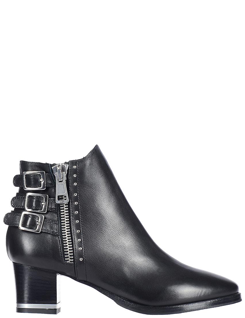 Женские ботинки GRIFF ITALIA 3264-2_black