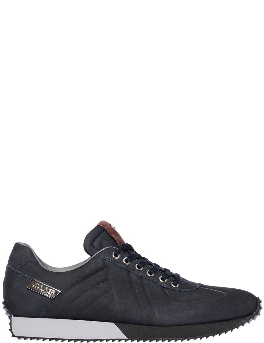 Мужские кроссовки 4US Cesare Paciotti 678_blue