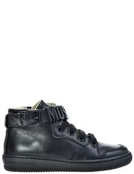 Детские кроссовки для мальчиков Moschino 25808-nero_black