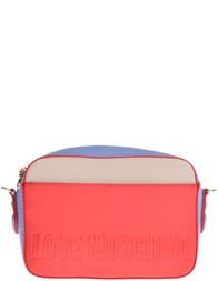 Женская сумка Love Moschino 4235-multi-color