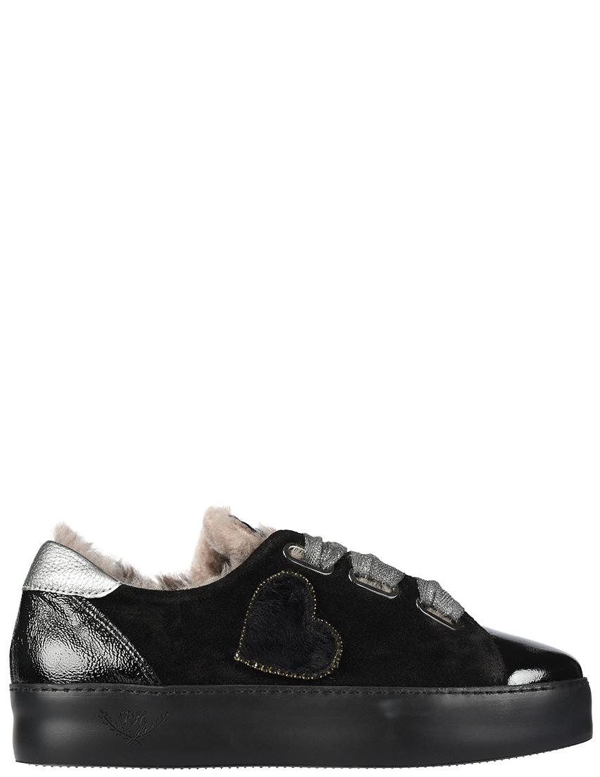 Женские кеды Marzetti 7855-black