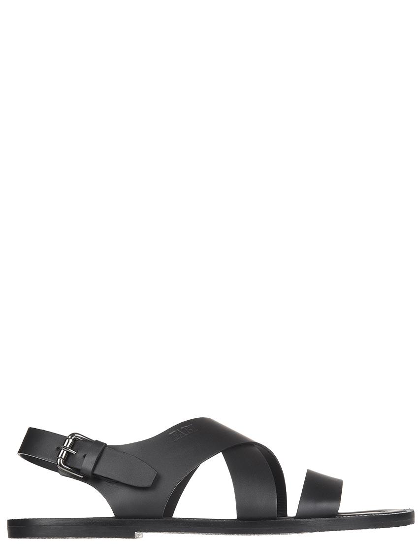 Мужские сандалии Fabi 3618_black