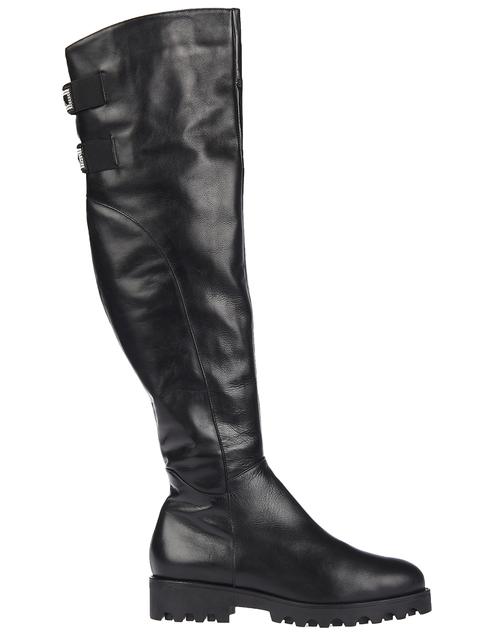 черные Ботфорты Conni 7107_blackk размер - 37; 41