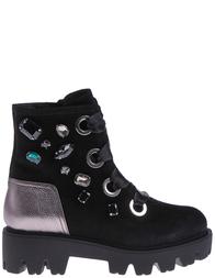 Женские ботинки MARZETTI 68751_black
