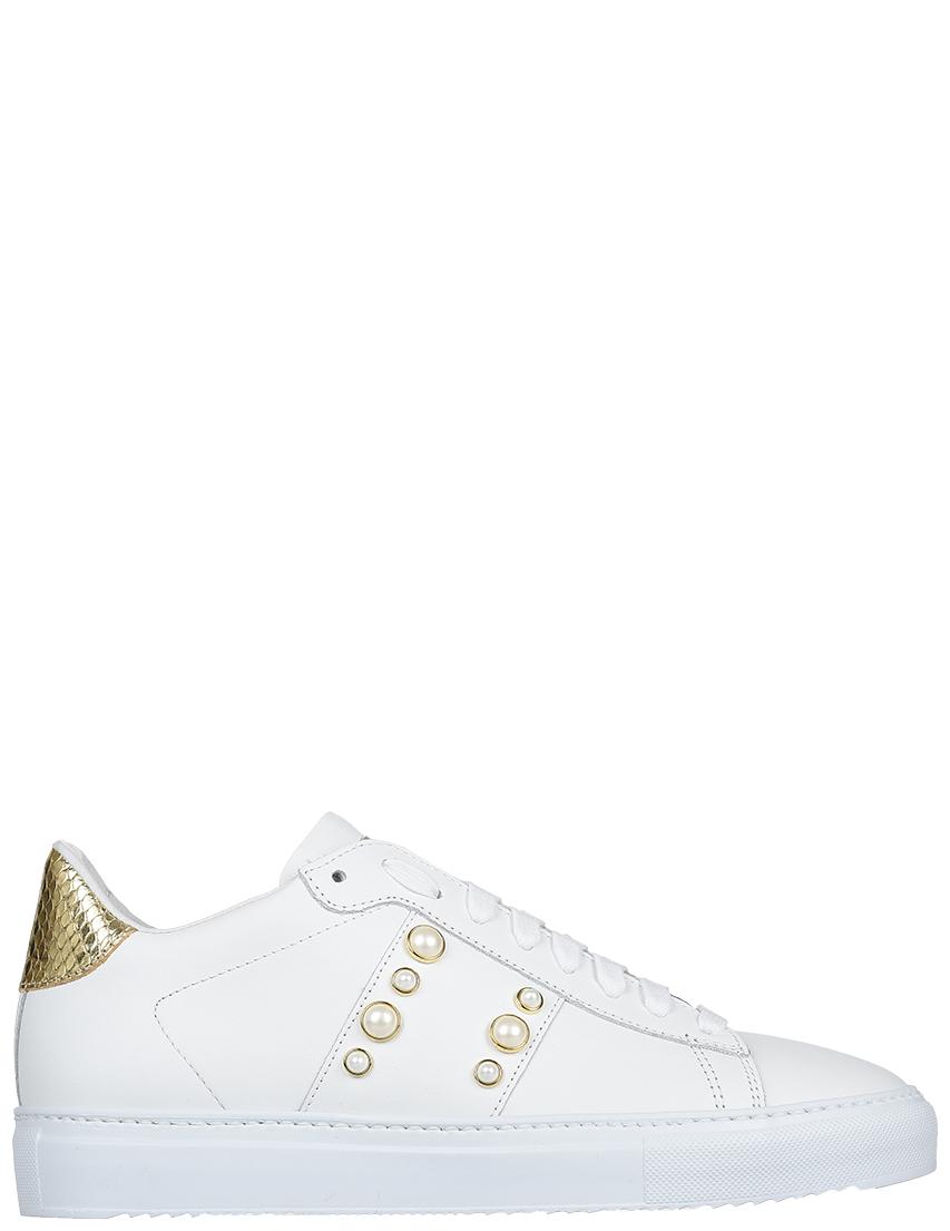 Женские кеды Stokton 678-white