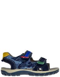 Детские сандалии для мальчиков Naturino 5719-navy-jeans_blue