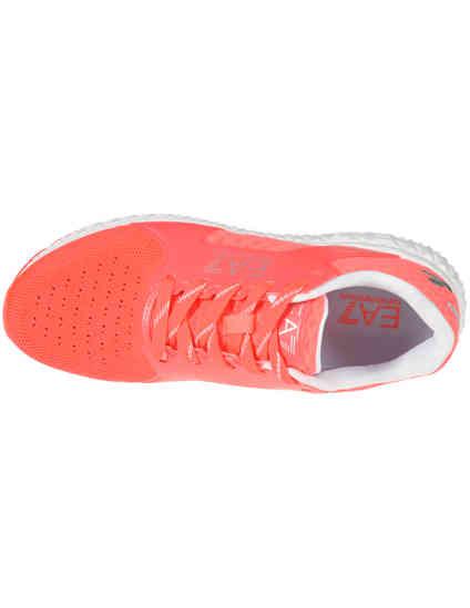 розовые Кроссовки Ea7 Emporio Armani X8X011XK044-00155 размер - 36.5
