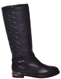 Женские сапоги THE SELLER 9006-black