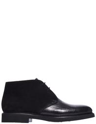 Мужские ботинки Doucal'S 1018_black