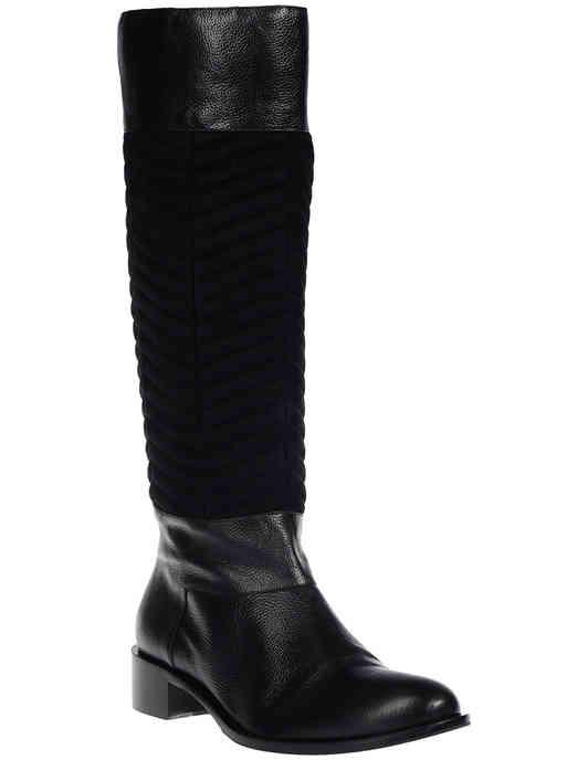 женские черные Сапоги Rodo SS8805_black - фото-2