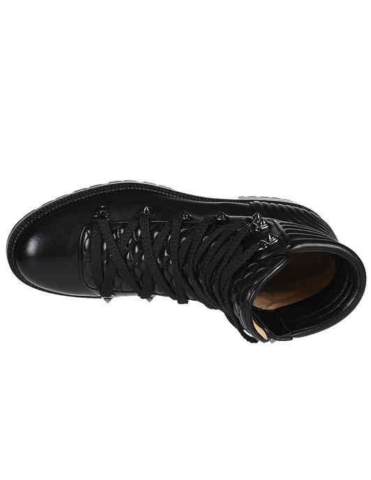 черные Ботинки Christian Louboutin AGR-3170955-К_black размер -