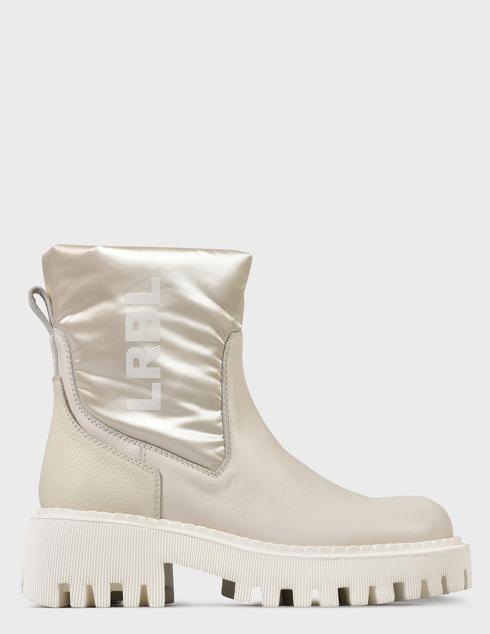 женские бежевые Ботинки Loriblu 2I4BL05400-LATTE - фото-7