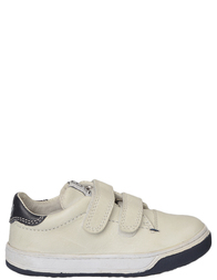 Детские кроссовки для мальчиков NATURINO Carlesbianco_white