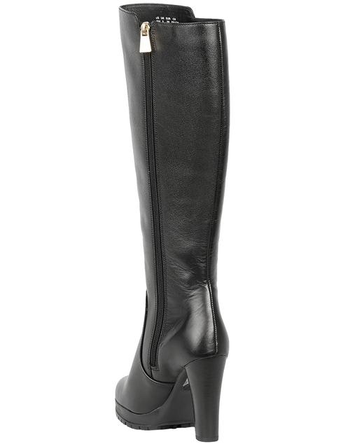 женские черные Сапоги Emporio Armani X3O158XF255-00002 - фото-2