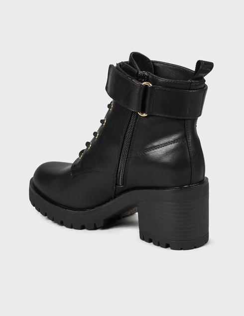 черные женские Ботинки Versace Jeans Couture 71VA3S90-899 6627 грн