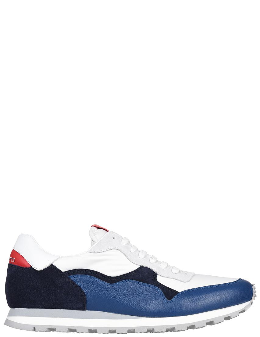 Мужские кроссовки Cesare Paciotti 53870-blue