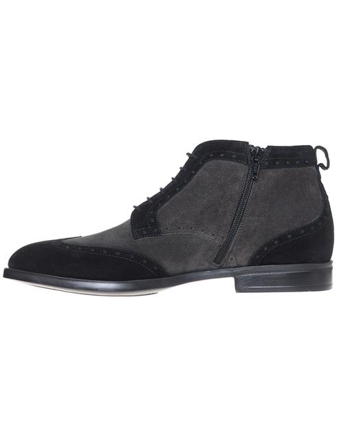 мужские черные Ботинки Aldo Brue AB409DL-PRB - фото-2