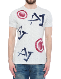 Мужская футболка ARMANI JEANS 3Y6T75-6J1GZ-2904