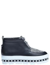 Женские ботинки GREY MER 103-black